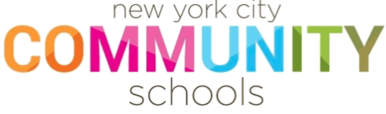 New York City Community Schools Logo